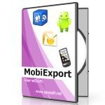 MobiExport esportazione contatti Outlook smartphone Android Samsung iPhone Google Contacts